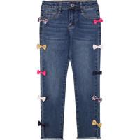 Vêtements Fille Jeans slim Billieblush / Billybandit U14406 Bleu