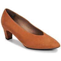 Chaussures Femme Escarpins Wonders I8401-ANTE-CAMEL Camel