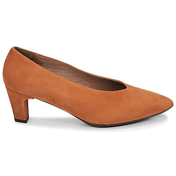 Chaussures escarpins Wonders I8401-ANTE-CAMEL