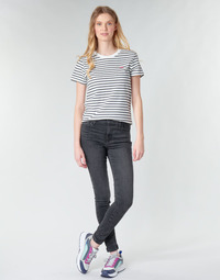 Vêtements Femme Jeans skinny Levi's 720 HIGH RISE SUPER SKINNY Smoked out
