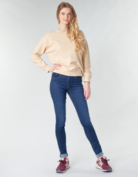 Vêtements Femme Jeans skinny Levi's 721 HIGH RISE SKINNY Bogota feels