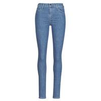 Vêtements Femme Jeans skinny Levi's 720 HIRISE SUPER SKINNY Bleu