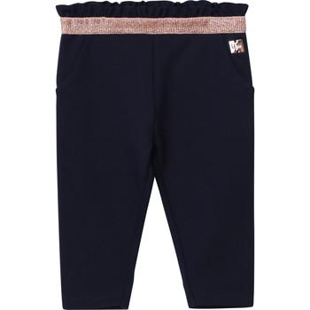 Vêtements Fille Pantalons 5 poches Carrément Beau Y94194 Bleu