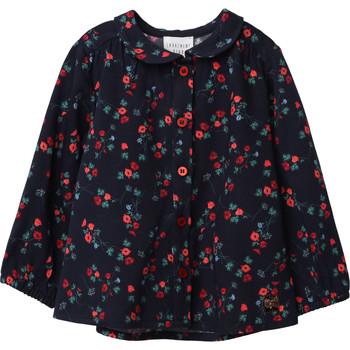 Vêtements Fille Tops / Blouses Carrément Beau Y95234 Bleu