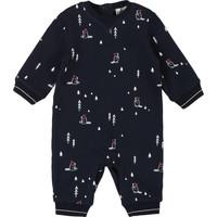 Vêtements Garçon Combinaisons / Salopettes Carrément Beau Y94187 Bleu