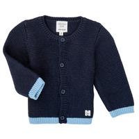 Vêtements Fille Gilets / Cardigans Carrément Beau Y95230 Bleu