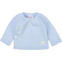 Vêtements Garçon T-shirts manches longues Carrément Beau Y95232 Bleu