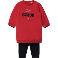 Vêtements Fille Ensembles enfant Carrément Beau Y98082 Multicolore