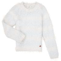 Vêtements Fille Pulls Carrément Beau Y15348 Bleu