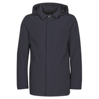 Vêtements Homme Parkas Scotch & Soda PARKA JACKET Marine