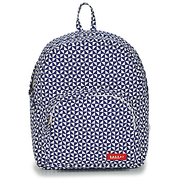 Sacs Enfant Sacs à dos Bakker Made With Love BACKPACK MINI CANVAS Bleu