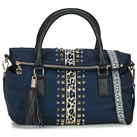 Sacs Femme Sacs porté main Desigual NEW BRIGHT ROCK LOVERTY Bleu pétrol