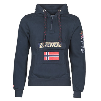 Vêtements Homme Sweats Geographical Norway GYMCLASS Marine