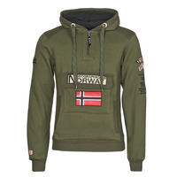 Vêtements Homme Sweats Geographical Norway GYMCLASS Kaki