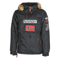 Vêtements Homme Parkas Geographical Norway BARMAN Noir