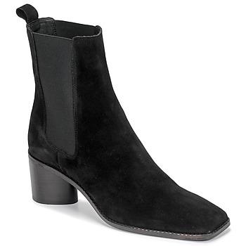 Chaussures Femme Bottines Jonak BERGAMOTE Noir
