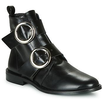 Chaussures Femme Boots Jonak DIAFO Noir
