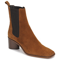 Chaussures Femme Bottines Jonak BERGAMOTE Marron