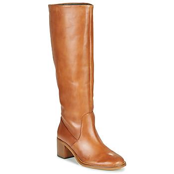 Chaussures Femme Bottes ville Jonak MAMELI Camel