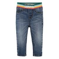 Vêtements Fille Jeans skinny Levi's PULLON RAINBOW SKINNY JEAN Napoleon