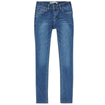 Vêtements Garçon Jeans skinny Levi's SKINNY TAPER JEANS Por Vida