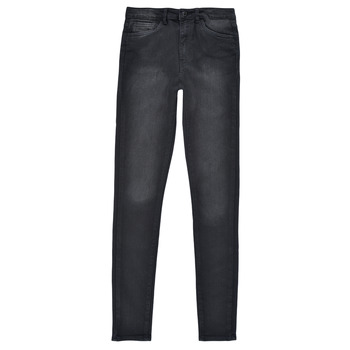 Vêtements Fille Jeans skinny Levi's 720 HIGH RISE SUPER SKINNY Noir