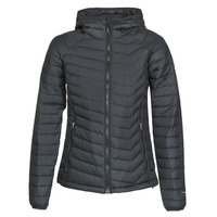 Vêtements Femme Doudounes Columbia POWDER LITE HOODED JACKET Noir
