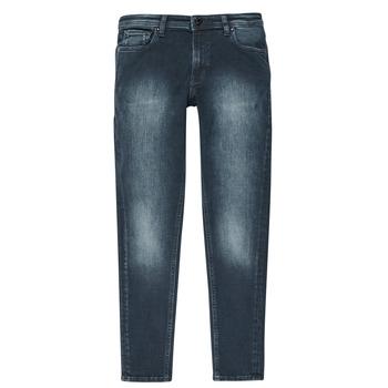 Vêtements Garçon Jeans slim Jack & Jones JJILIAM Bleu