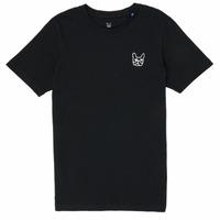 Vêtements Garçon T-shirts manches courtes Jack & Jones JJAARHUS TEE Noir