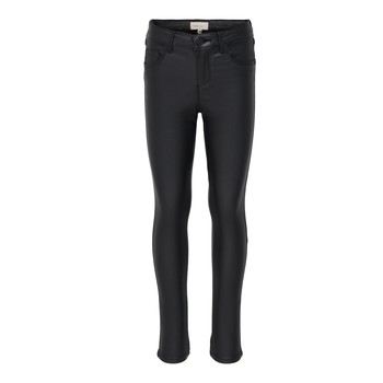 Vêtements Fille Jeans slim Only KONROYAL Noir