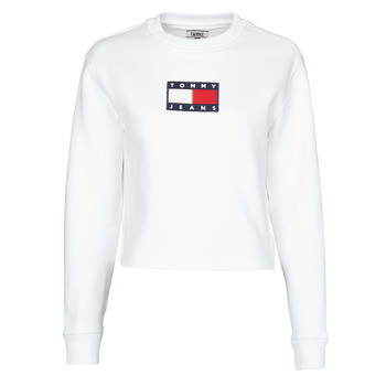 Sweat-shirt Tommy Jeans TJW TOMMY FLAG CREW