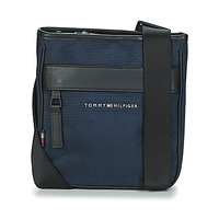 Sacs Homme Pochettes / Sacoches Tommy Hilfiger ELEVATED NYLON MINI CROSSOVER Marine