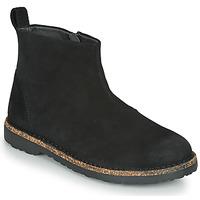 Chaussures Femme Boots Birkenstock MELROSE Noir