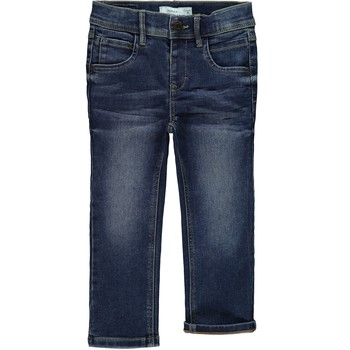 Vêtements Garçon Jeans slim Name it NMFRANDI Bleu Medium