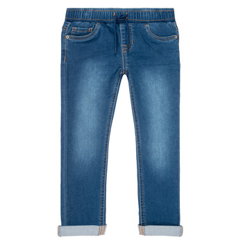Vêtements Garçon Jeans slim Name it NMMROBIN Bleu