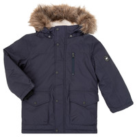 Vêtements Garçon Parkas Name it NMMMIBIS Marine
