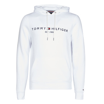 Vêtements Homme Sweats Tommy Hilfiger TOMMY LOGO HOODY Blanc