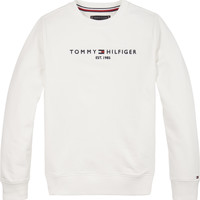 Vêtements Garçon Sweats Tommy Hilfiger KB0KB05797-YBR Blanc