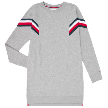 Vêtements Fille Robes courtes Tommy Hilfiger KG0KG05283-P6U Gris