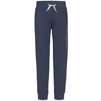 Vêtements Garçon Pantalons de survêtement Tommy Hilfiger KB0KB05864-C87 Marine