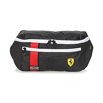 Sacs Homme Sacs banane Puma Ferrari Race Waist Bag Noir / Rouge / Jaune