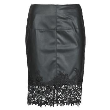 Vêtements Femme Jupes Morgan JAMIL Noir