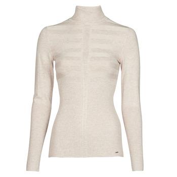 Vêtements Femme Pulls Morgan MENTOS Beige