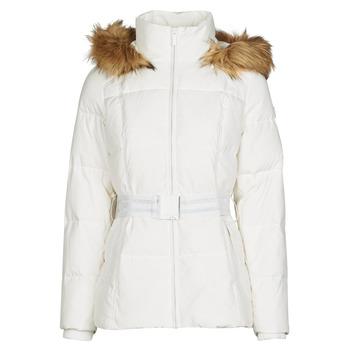 Vêtements Femme Doudounes Morgan GORAL Off white