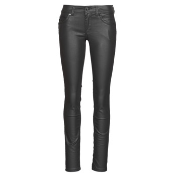 Vêtements Femme Jeans slim Pepe jeans NEW BROOKE Noir