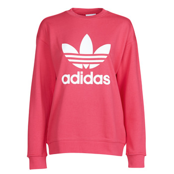 Vêtements Femme Sweats adidas Originals TRF CREW SWEAT Rose
