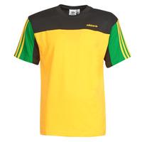 Vêtements Homme T-shirts manches courtes adidas Originals CLASSICS SS TEE Or actif