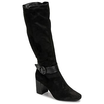 Chaussures Femme Bottes ville Moony Mood NISTI Noir