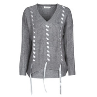 Vêtements Femme Pulls Molly Bracken F424H20 Gris