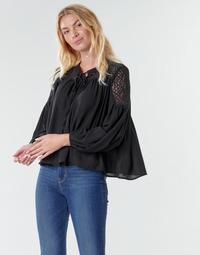Vêtements Femme Tops / Blouses Molly Bracken R1521H20 Noir